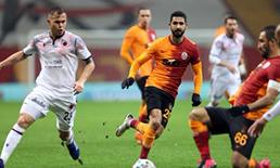 Galatasaray - Gençlerbirliği maçının notları