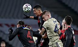 F.Karagümrük-Fenerbahçe maçının notları