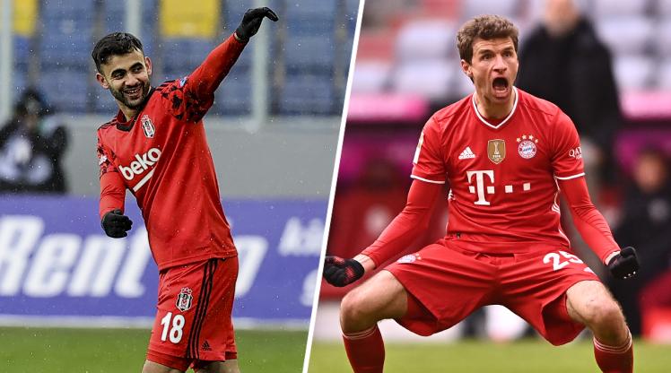 Avrupa'nın 5 büyük ligi ve Süper Lig'de en çok asist yapan oyuncuları sıraladık...