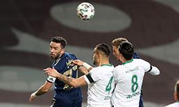İH Konyaspor - Fenerbahçe maçının notları