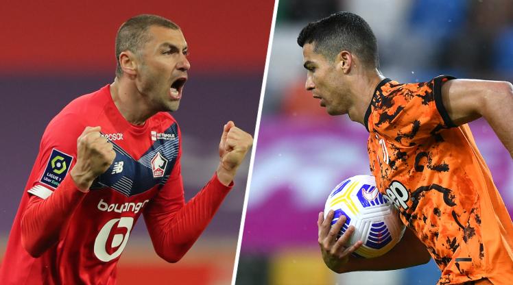 Bu sezon Avrupa'nın 5 büyük liginde en çok gol atan 35+ yaş futbolcuları listeledik...