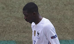 Barcelona, Ousmane Dembele'nin ameliyat olacağını açıkladı