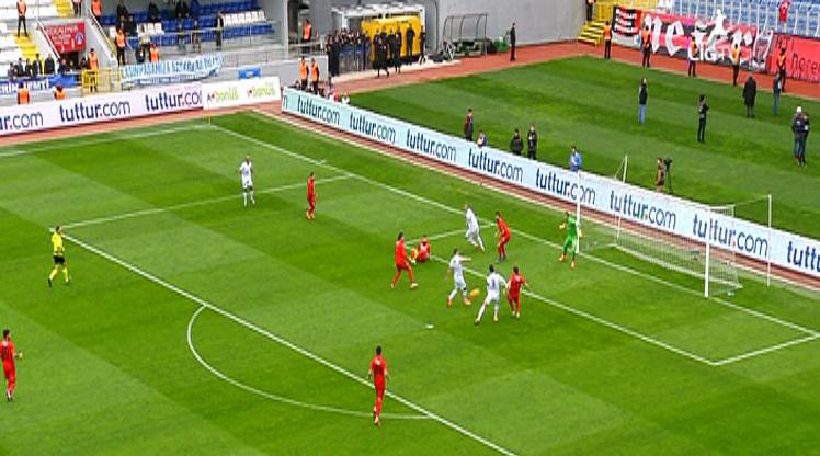 Kasımpaşa - Eskişehirspor