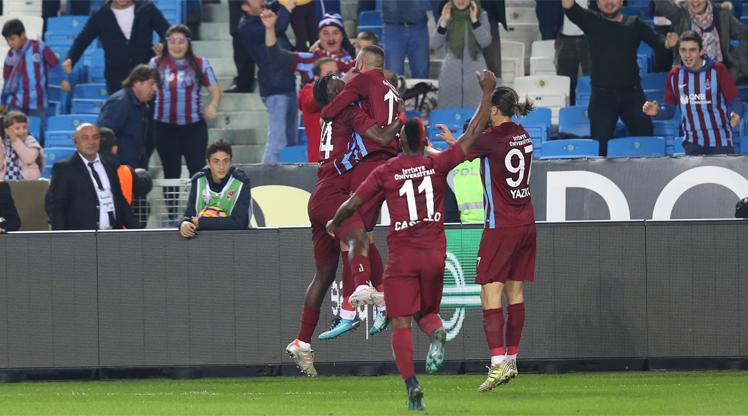 Trabzonspor - Osmanlıspor FK