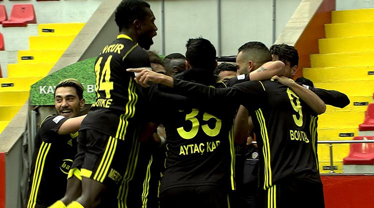 Kayserispor - Evkur Yeni Malatyaspor