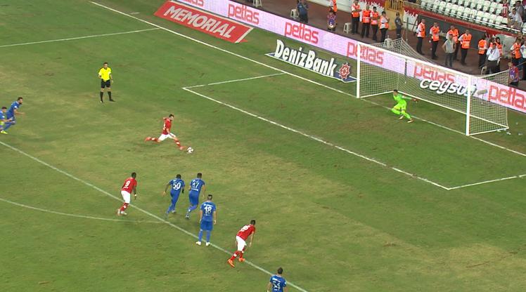 Antalyaspor - Çaykur Rizespor