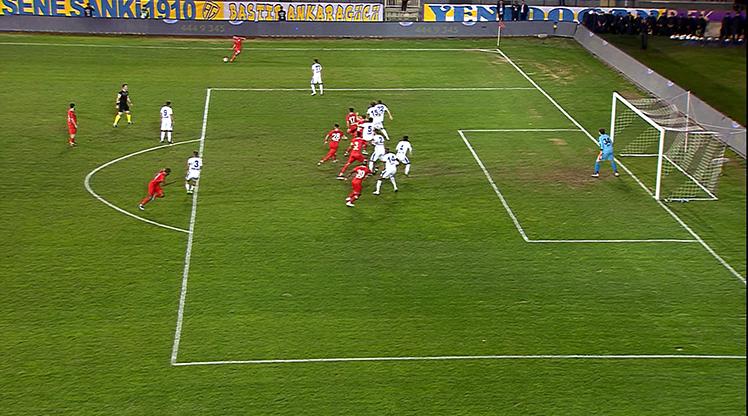 MKE Ankaragücü - Antalyaspor