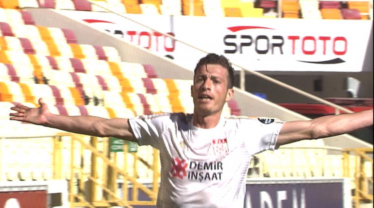 Evkur Yeni Malatyaspor - Demir Grup Sivasspor