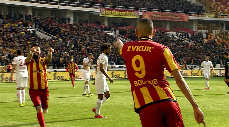 Evkur Yeni Malatyaspor - Antalyaspor