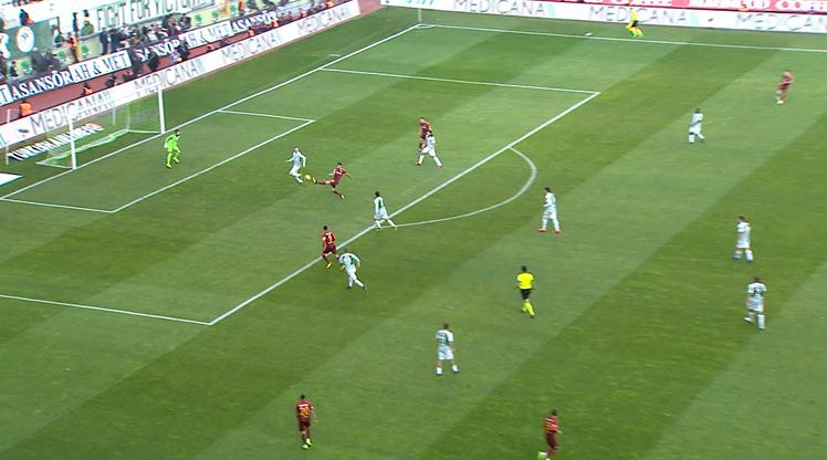 Atiker Konyaspor - İstikbal Mobilya Kayserispor