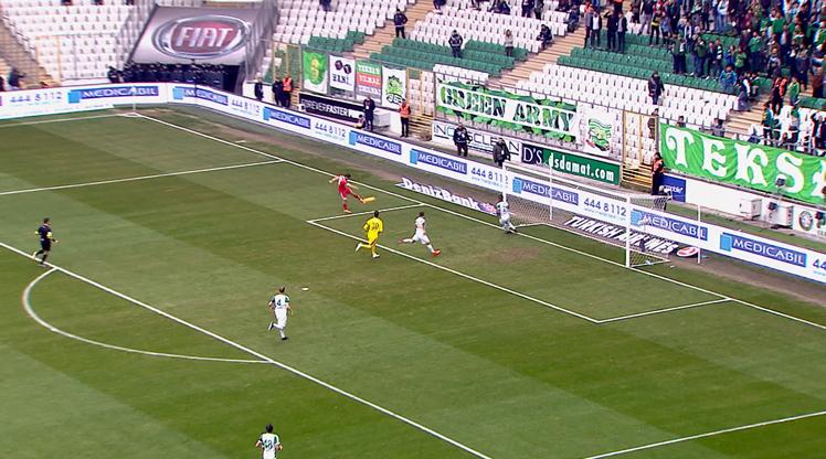 Bursaspor - Demir Grup Sivasspor