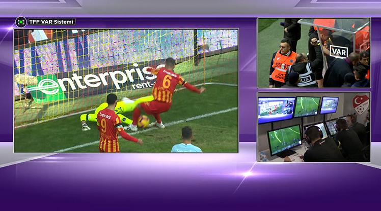 İstikbal Mobilya Kayserispor - Medipol Başakşehir