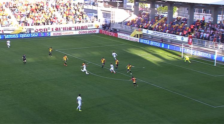 Göztepe - Demir Grup Sivasspor