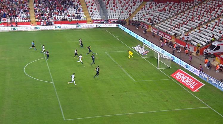 Antalyaspor - Yukatel Denizlispor