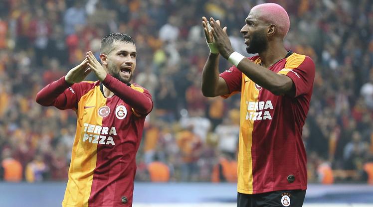 Galatasaray - Demir Grup Sivasspor