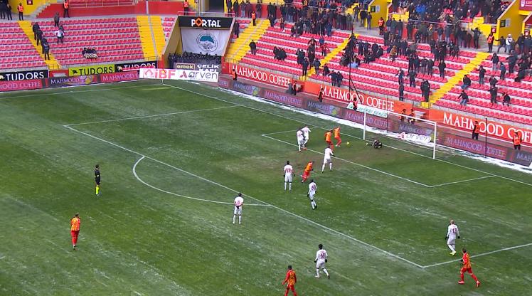 Hes Kablo Kayserispor - Fraport TAV Antalyaspor