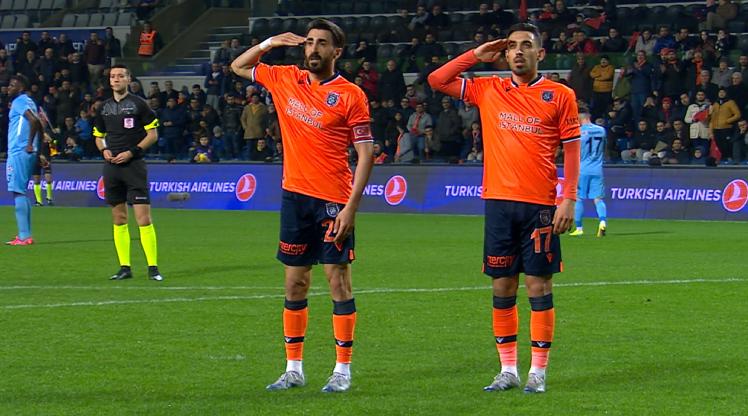 Medipol Başakşehir - Gaziantep FK