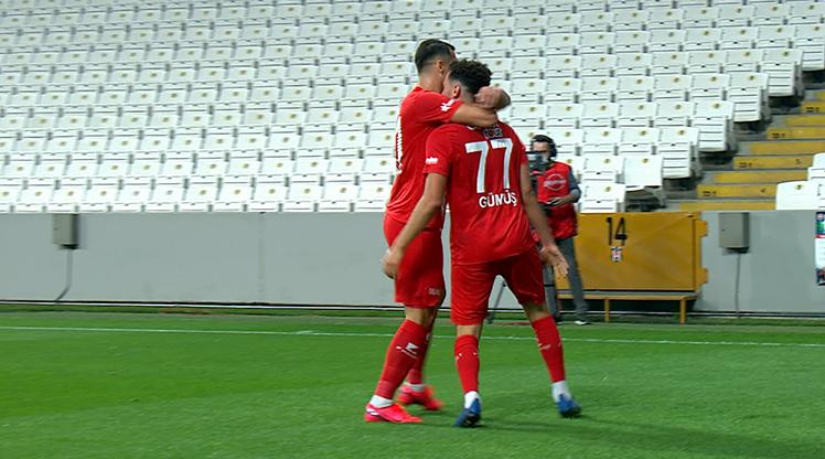 Beşiktaş Fraport TAV Antalyaspor golleri