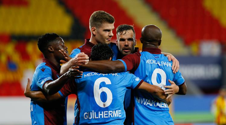 Göztepe - Trabzonspor
