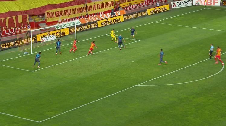 Hes Kablo Kayserispor - Trabzonspor