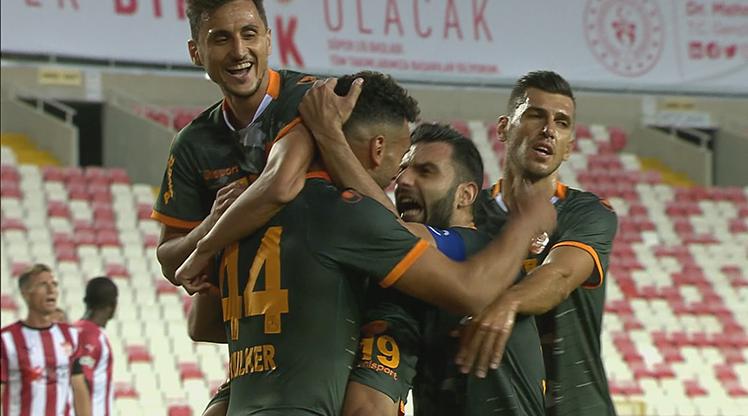 Demir Grup Sivasspor - Aytemiz Alanyaspor