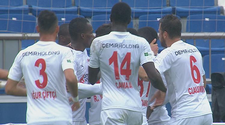Fatih Karagümrük - Demir Grup Sivasspor
