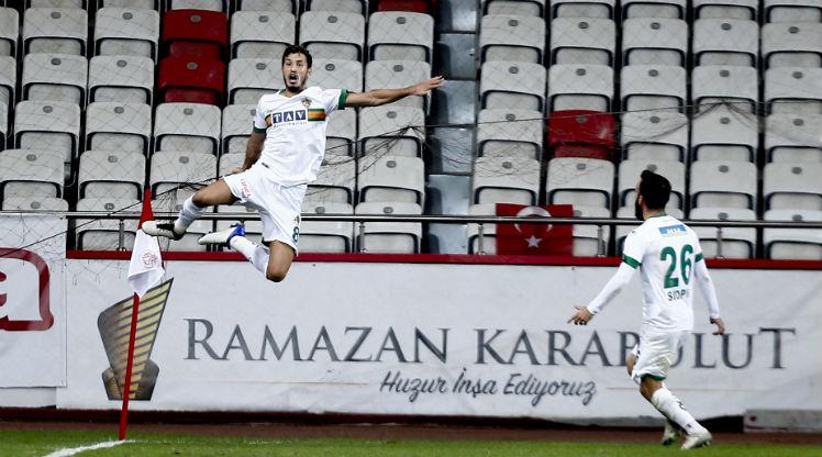 Fraport TAV Antalyaspor - Aytemiz Alanyaspor