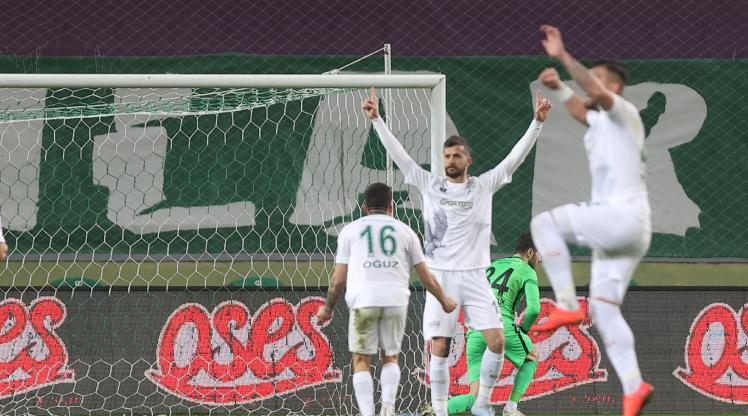 İttifak Holding Konyaspor - Galatasaray
