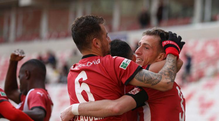 Demir Grup Sivasspor - Gaziantep FK