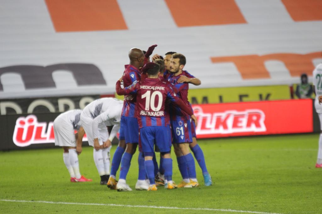 Trabzonspor - İttifak Holding Konyaspor
