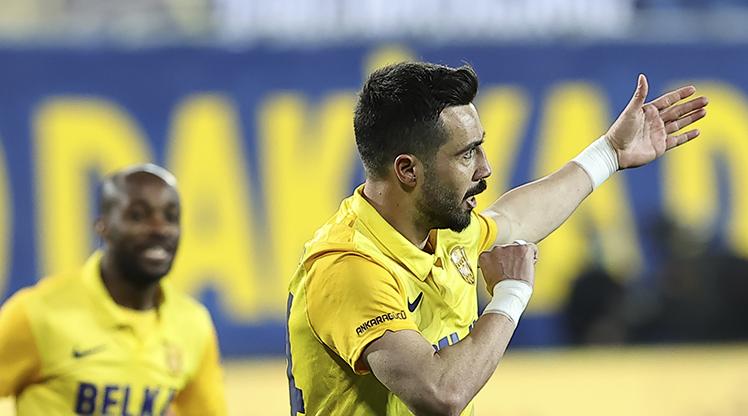 MKE Ankaragücü Galatasaray golleri