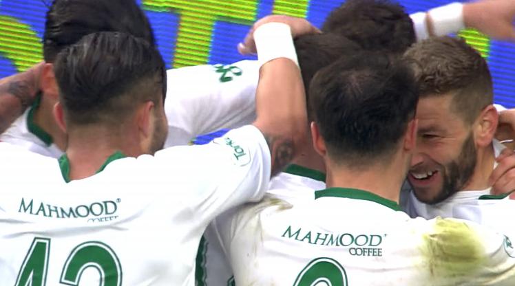 Medipol Başakşehir - İttifak Holding Konyaspor