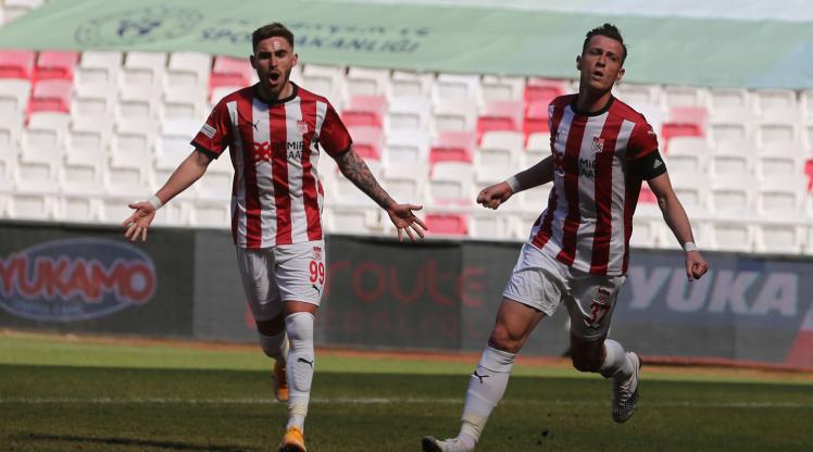 Demir Grup Sivasspor - Fatih Karagümrük