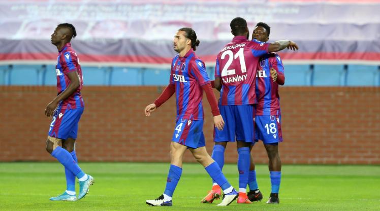 Trabzonspor - MKE Ankaragücü