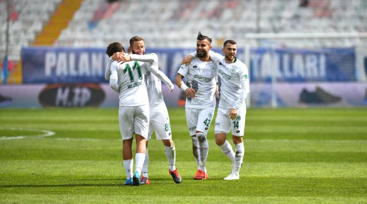 BB Erzurumspor - İttifak Holding Konyaspor