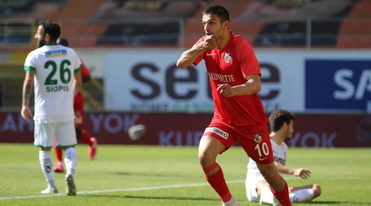Aytemiz Alanyaspor - Gaziantep FK