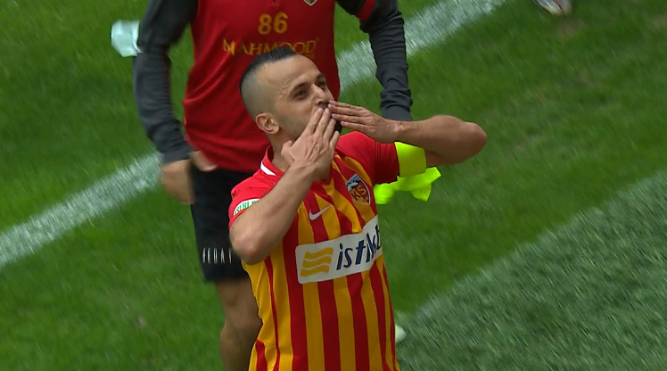 Hes Kablo Kayserispor - Yukatel Denizlispor