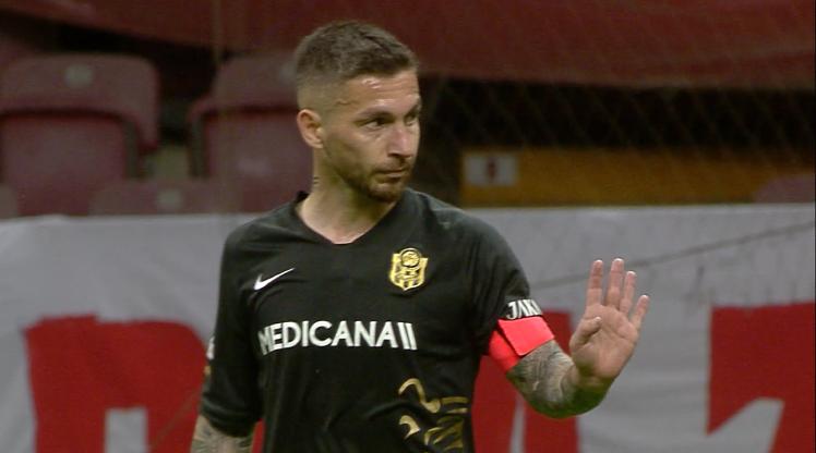 Galatasaray - Helenex Yeni Malatyaspor