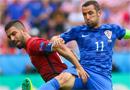 Türkiye Hırvatistan maç özeti
