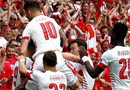 Arnavutluk İsviçre maç özeti