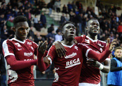 Metz Nancy maç özeti
