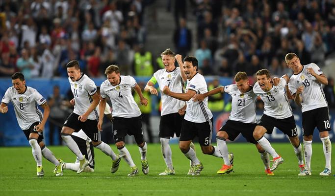 Almanya İtalya maç özeti