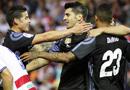 Granada Real Madrid maç özeti
