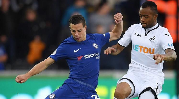 Swansea City Chelsea maç özeti