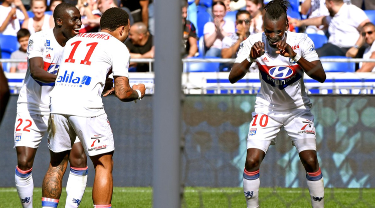 Olympique Lyon Troyes maç özeti