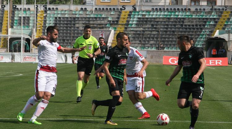 Yukatel Denizlispor Gaziantepspor maç özeti