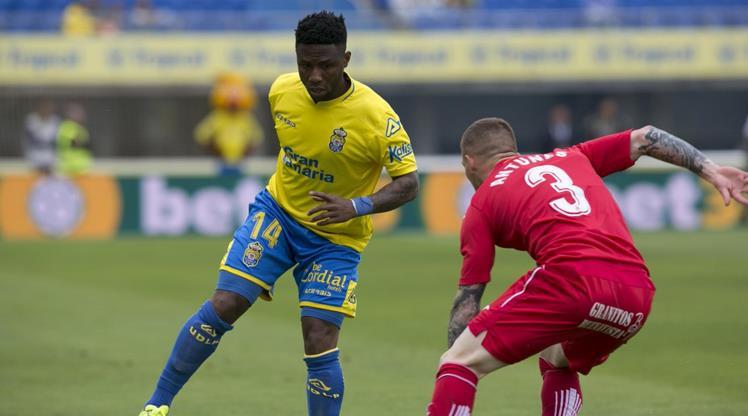 Las Palmas Getafe maç özeti