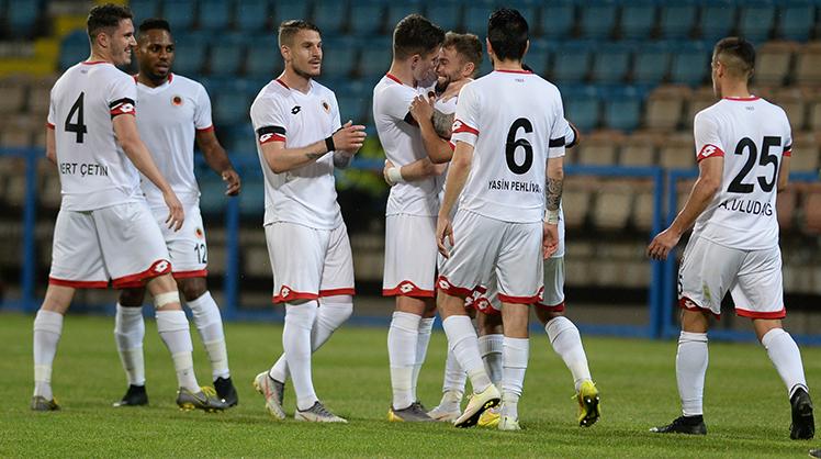 Kardemir Karabükspor Gençlerbirliği maç özeti