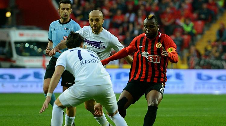 Eskişehirspor Afjet Afyonspor maç özeti