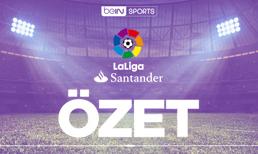 Getafe Girona maç özeti
